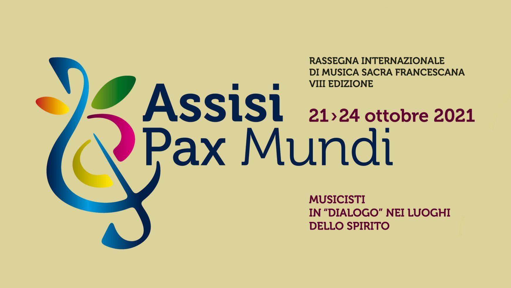 Assisi Pax Mundi 2021