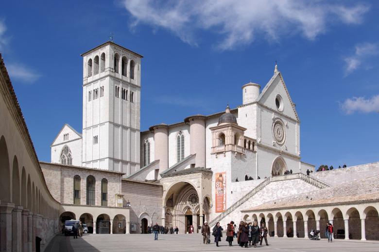 Basilica Papale di San Francesco in Assisi – Chiesa inferiore