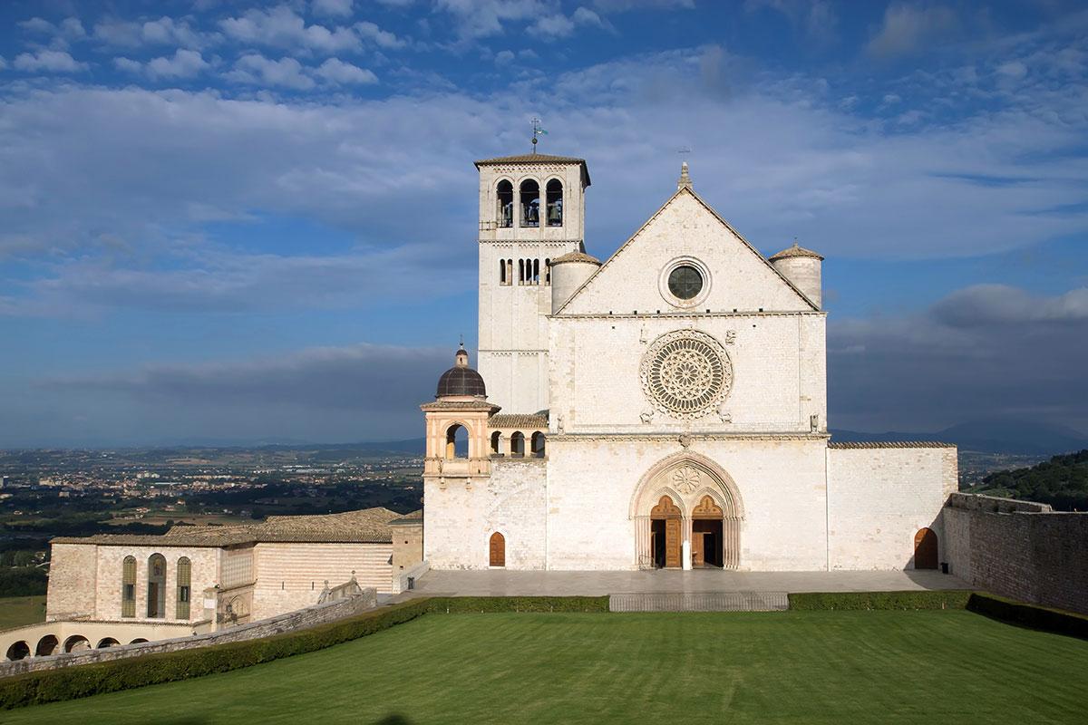 Basilica Papale di San Francesco in Assisi – Chiesa superiore