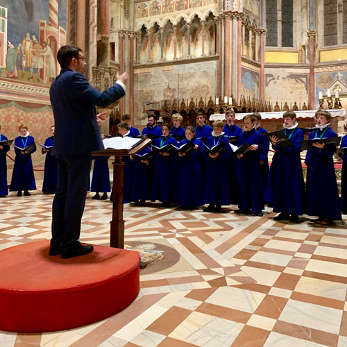 Coro di St. Giles
