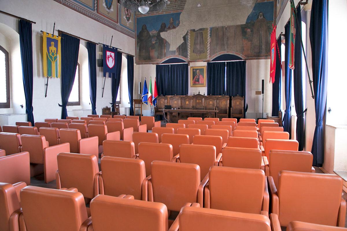 Sala della Conciliazione – Palazzo Comunale