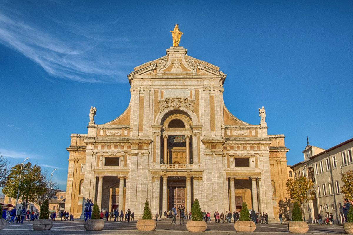 1° giorno Assisi Pax Mundi 2021