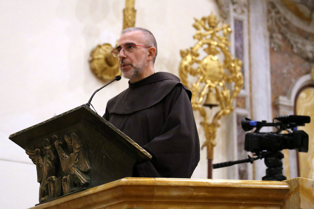 Assisi Pax Mundi in lutto per padre Maurizio