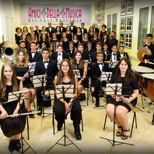 """Coro Polifonico """"Amici della Musica"""""""