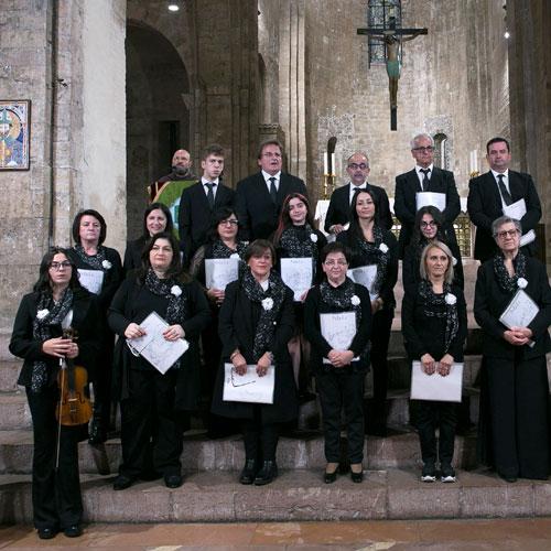 "Coro Polifonico ""Regina Pacis"""