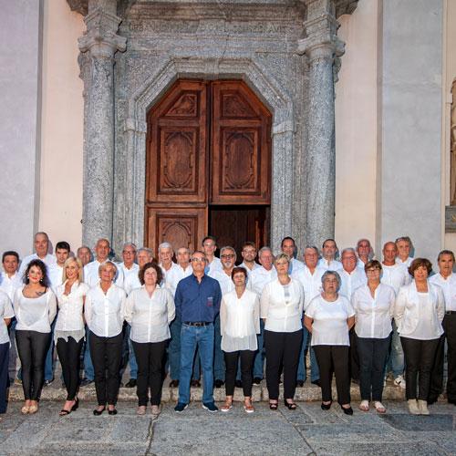 Coro Monte Colmenacco e Corale interparrocchiale di Nesso
