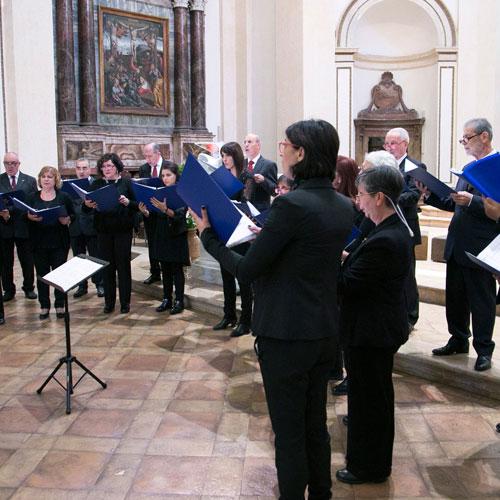 "Coro Polifonico ""Francesco d'Assisi"""