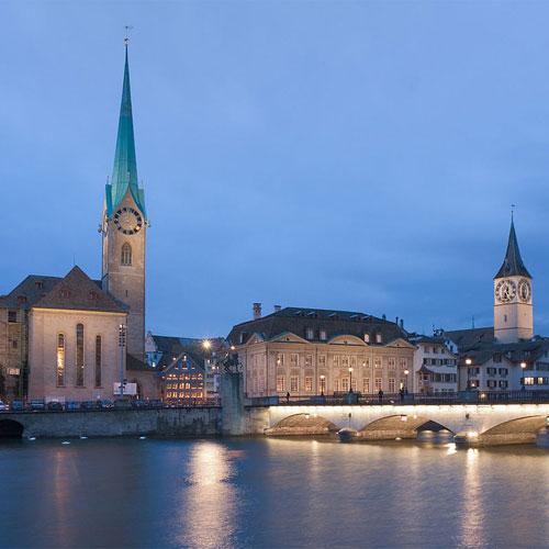 """Coro """"Città di Zurigo"""""""