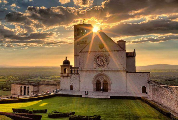 Assisi Pax Mundi, chiusura